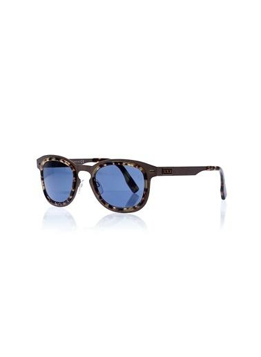Zegna Couture Güneş Gözlüğü Mavi